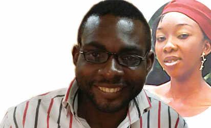 Dennis Akagha and the Late Justina Ejelonu